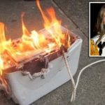 Ακολούθησε συμβουλή στο Facebook και… έβαλε φωτιά στο σπίτι της