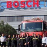 Bosch: Εκπαιδεύει τους πυροσβέστες στον απεγκλωβισμό επιβατών τροχαίων
