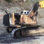 Νέα εμπρηστική επίθεση στην «Ελληνικός Χρυσός» στη Χαλκιδική