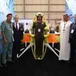 Οι πυροσβέστες στο Ντουμπάι στρέφονται στην χρήση τζετπακ στην πυρόσβεση.