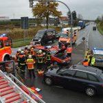 Πυροσβεστικό όχημα στη Γερμανία πήγε για διαρροή αερίου και κατέληξε σε τροχαίο