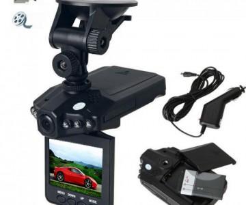Κάμερα οχήματος με συνεχή καταγραφή