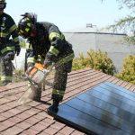 Πυροσβέστες δέχθηκαν ηλεκτροσόκ κατά την διάρκεια κατάσβεσης