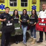 Colo. firefighters get ballistic vests, helmets after shooting