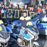 Κοινή διαμαρτυρία Πυροσβεστών, Αστυνομίας, Διασωστών και εθελοντών κατά της βίας εναντίων τους