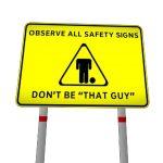 Συμβουλές για να διατηρείτε τον χώρο εργασίας ασφαλή