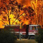 Τεράστια καταστροφή από πυρκαγιά στη Βικτώρια – 50 σπίτια στάχτη