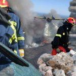 Griechenland: Business Plan der Feuerwehr