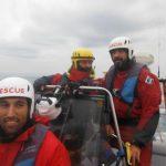 Η Μεσσηνία και η Ελληνική Ομάδα Διάσωσης στη Λέσβο και το πλευρό των μεταναστών