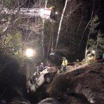 Πυροσβέστες απεγκλώβισαν οδηγό στο Maine των ΗΠΑ (βίντεο)
