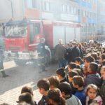 Πυροσβέστες δίδαξαν μέτρα πυροπροστασίας