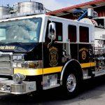 Παράδοση πυροσβεστικού οχήματος από την εταιρεία Pierce για την προστασία του εργοστασίου της Jack Daniel