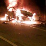 Ήρωας αστυνομικός του Α.Τ. Λαυρίου έσωσε τη ζωή 28χρονου πέφτοντας στις φλόγες!