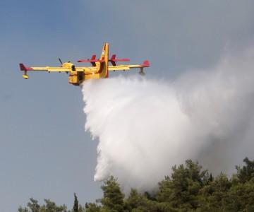 Τροπολογία για την παράταση συμβάσεων εναέριων μέσων με την Πυροσβεστική