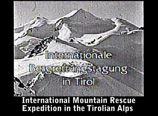 Εκπαίδευση στην ορεινή διάσωση το 1948
