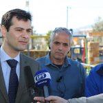 Στη Χίο κλιμάκιο των ΕΛΠΕ για το «HELPE Village»