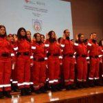 Ορκίστηκαν 84 νέοι Εθελοντές Σαμαρείτες, Διασώστες και Ναυαγοσώστες του ΕΕΣ