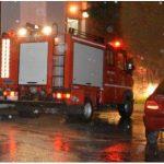 Κινδύνευσαν πυροσβέστες σε επιχείρηση άντλησης υδάτων