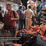 Fake life vests soak up chances of survival for shipwrecked refugees