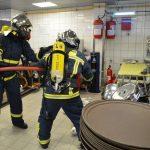 «Αντιμετώπιση πυρκαγιάς στο χώρο κουζίνας εστιατορίου του Ξενοδοχείου Sofitel»