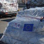 Ανθρωπιστική Βοήθεια στην Ελλάδα από το μηχανισμό στήριξης Πολιτικής Προστασίας της ΕΕ.