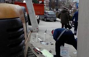 Σε κρίσιμη κατάσταση δύο εργάτες που χτυπήθηκαν από ρεύμα