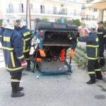 Τριήμερη εκπαίδευση της Πυροσβεστικής Υπηρεσίας με πολλαπλά σενάρια κινδύνου