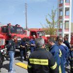 Διασώστες του ΕΚΑΒ Σπάρτης εκπαίδευσαν πυροσβέστες της Τρίπολης