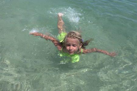 Ασφάλεια του παιδιού στη θάλασσα