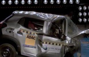 Δείτε την ασφάλεια που (δεν) παρέχει ένα αυτοκίνητο των 3.000 ευρώ