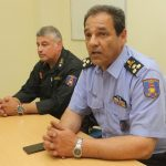 Στην Κρήτη ο Αρχηγός του Πυροσβεστικού Σώματος, Αντιστράτηγος, Ιωάννης Καρατζιάς