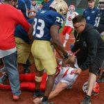 Απίστευτος καβγάς αστυνομικών-πυροσβεστών σε «φιλικό» αγώνα αμερικανικού ποδοσφαίρου