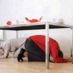 Χρήσιμες συμβουλές προστασίας και ασφάλειας σε περίπτωση σεισμού