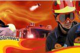 Κατάταξη 300 νέων Εθελοντών Πυροσβεστών