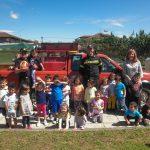 Η Πυροσβεστική Υπηρεσία στον παιδικό σταθμό Ειρηνούπολης