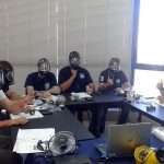 "Seminar concerning the ""Safe and proper use of SCBAs"" successfully took place in Athens"