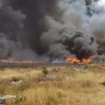 Πυρκαγιές εγκαταστάσεων ΧΥΤΑ
