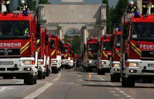 150 Χρόνια Εθελοντές Πυροσβέστες Μονάχου