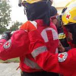 Eτήσια εκπαίδευση Εθελοντών Σαμαρειτών με την Πυροσβεστική Υπηρεσία Ρεθύμνου