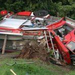 Γερμανία: 4 εθελοντές πυροσβέστες νεκροί σε τροχαίο