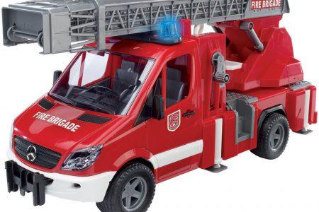 Πυροσβεστικό όχημα Mercedes Sprinter