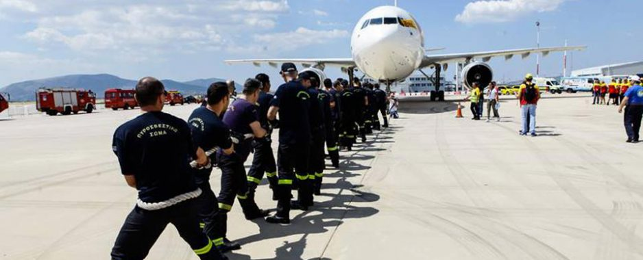To 1ο Plane Pull στην Ελλάδα για «Το Χαμόγελο του Παιδιού»!