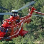 Ελικόπτερο της Πυροσβεστικής για αεροδιακομιδές του ΕΚΑΒ στη Β. Ελλάδα