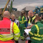 Δυστύχημα σε βιομηχανία στη Βρετανία - Πέντε νεκροί