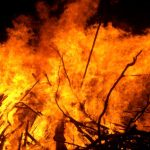 Five Ethnic Greek Villages in Albania Threatened by Fire