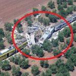 ΦΟΝΙΚΗ σύγκρουση τρένων κοντά στο Μπάρι