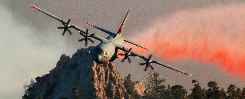 Είναι χρήσιμη η χρήση αεροσκαφών για την κατάσβεση δασικών πυρκαγιών;