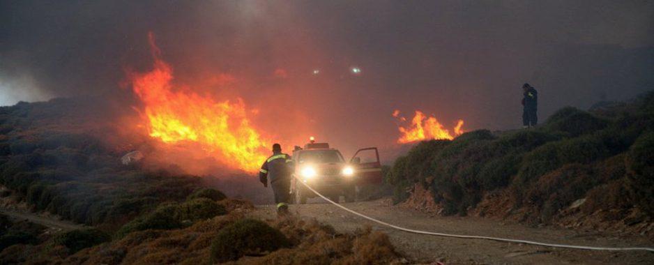 WWF: Φωτιές για βόσκηση – μια παράδοση που τείνει να γίνει καταστροφή