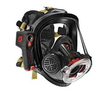 Scott Sight, νέα μάσκα ολόκληρου προσώπου με ενσωματωμένη θερμική κάμερα