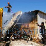 Παπα-Γιάννης: Ο ιερέας από την Αργολίδα που... ξορκίζει τις φωτιές